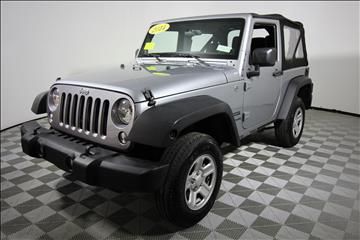 2014 Jeep Wrangler for sale in South Easton, MA