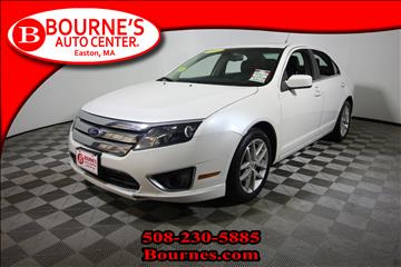 2011 Ford Fusion for sale in South Easton, MA