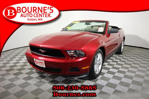 2010 Ford Mustang for sale in South Easton, MA