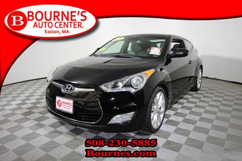2012 Hyundai Veloster for sale in South Easton, MA