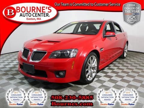 2009 Pontiac G8 for sale in South Easton, MA