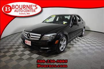 2011 Mercedes-Benz C-Class for sale in South Easton, MA