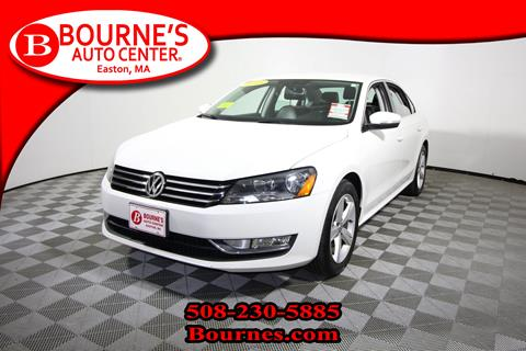 2015 Volkswagen Passat for sale in South Easton, MA
