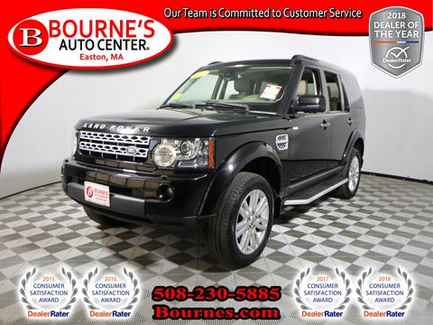 2011 Land Rover LR4 for sale in South Easton, MA
