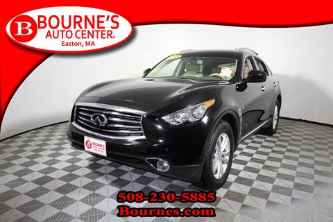 2016 Infiniti QX70 for sale in South Easton, MA