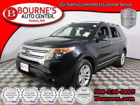 2014 Ford Explorer For Sale >> Used 2014 Ford Explorer For Sale In Massachusetts Carsforsale Com