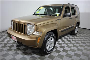 2012 Jeep Liberty for sale in South Easton, MA