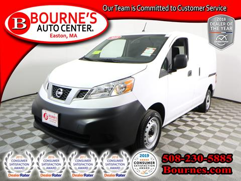 2018 Nissan NV200 for sale in South Easton, MA