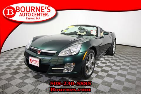 2007 Saturn SKY for sale in South Easton, MA