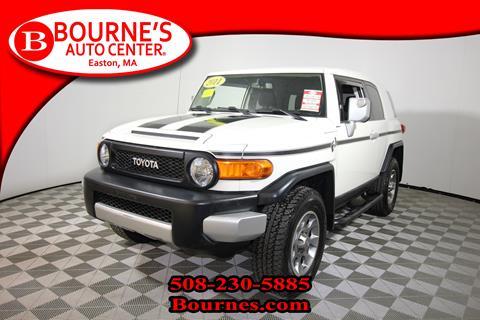 2011 Toyota FJ Cruiser for sale in South Easton, MA