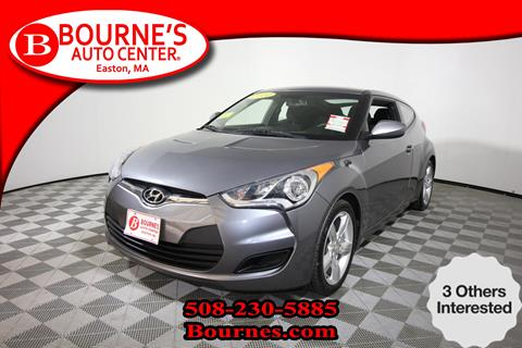 2014 Hyundai Veloster for sale in South Easton, MA