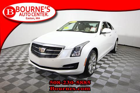 2015 Cadillac ATS for sale in South Easton, MA
