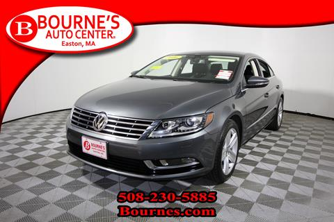2016 Volkswagen CC for sale in South Easton, MA