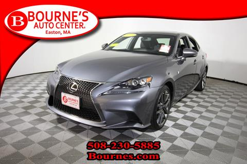 2015 Lexus IS 250 for sale in South Easton, MA