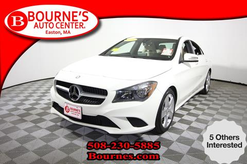 2016 Mercedes-Benz CLA for sale in South Easton, MA