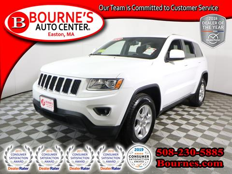 2014 Jeep Grand Cherokee for sale in South Easton, MA