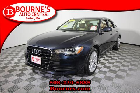 2015 Audi A6 for sale in South Easton, MA