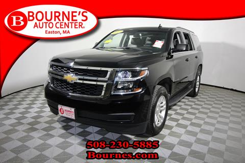 2017 Chevrolet Tahoe for sale in South Easton, MA