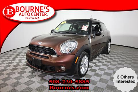 2014 MINI Paceman for sale in South Easton, MA