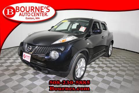 2014 Nissan JUKE for sale in South Easton, MA