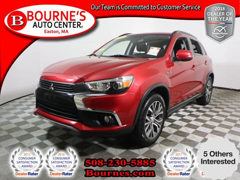 2016 Mitsubishi Outlander Sport for sale in South Easton, MA