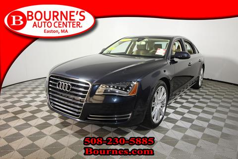 2014 Audi A8 L for sale in South Easton, MA