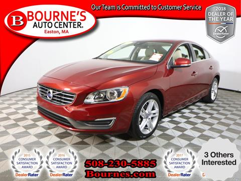 2015 Volvo S60 for sale in South Easton, MA