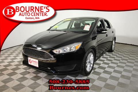 2016 Ford Focus for sale in South Easton, MA