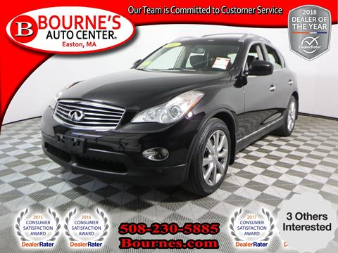 2012 Infiniti EX35 for sale in South Easton, MA
