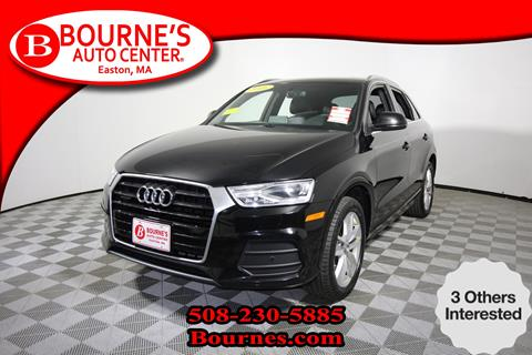 2016 Audi Q3 for sale in South Easton, MA