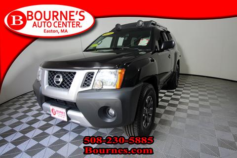 2014 Nissan Xterra for sale in South Easton, MA