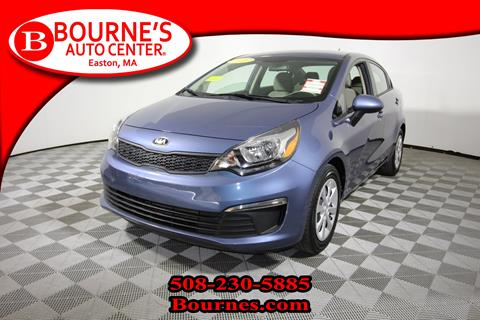 2016 Kia Rio for sale in South Easton, MA