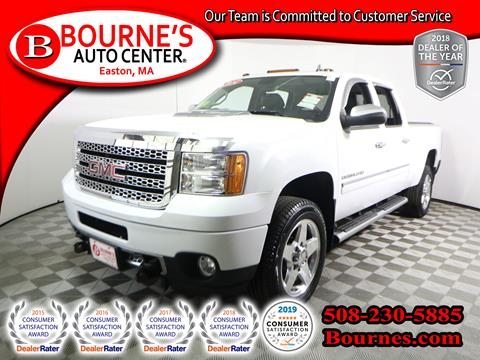 2014 GMC Sierra 2500HD for sale in South Easton, MA