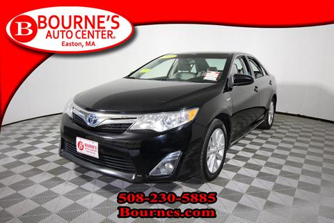 2014 Toyota Camry Hybrid for sale in South Easton, MA