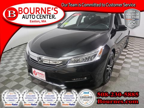 2016 Honda Accord for sale in South Easton, MA