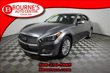 2015 Infiniti Q70L for sale in South Easton, MA