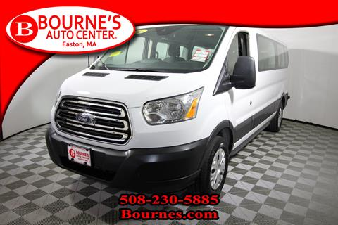 2016 Ford Transit Wagon for sale in South Easton, MA