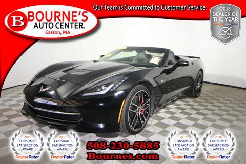 2015 Chevrolet Corvette For Sale In South Easton, MA