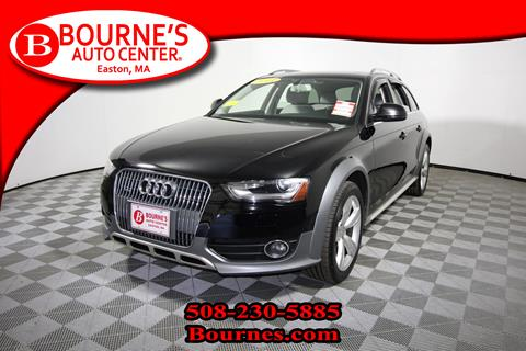2014 Audi Allroad for sale in South Easton, MA