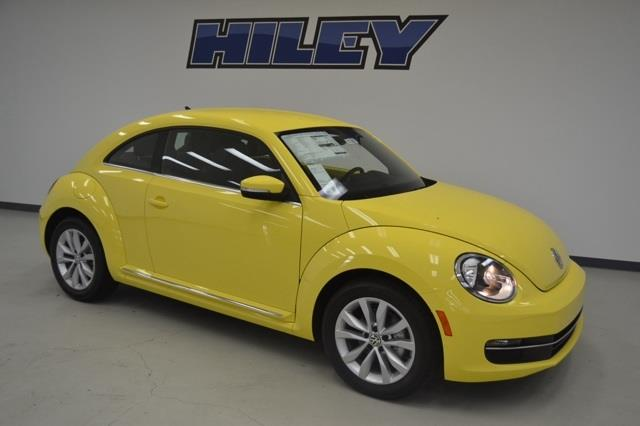 2014 Volkswagen Beetle for sale in ARLINGTON TX