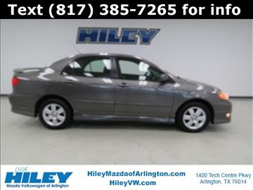 2007 Toyota Corolla for sale in Arlington, TX