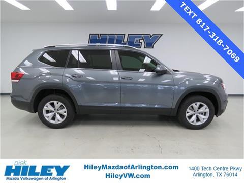 2018 Volkswagen Atlas for sale in Arlington, TX