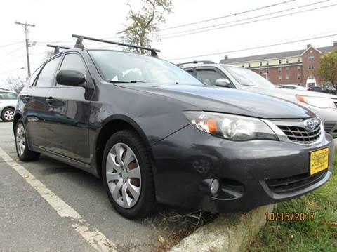 2008 Subaru Impreza for sale in South Portland, ME