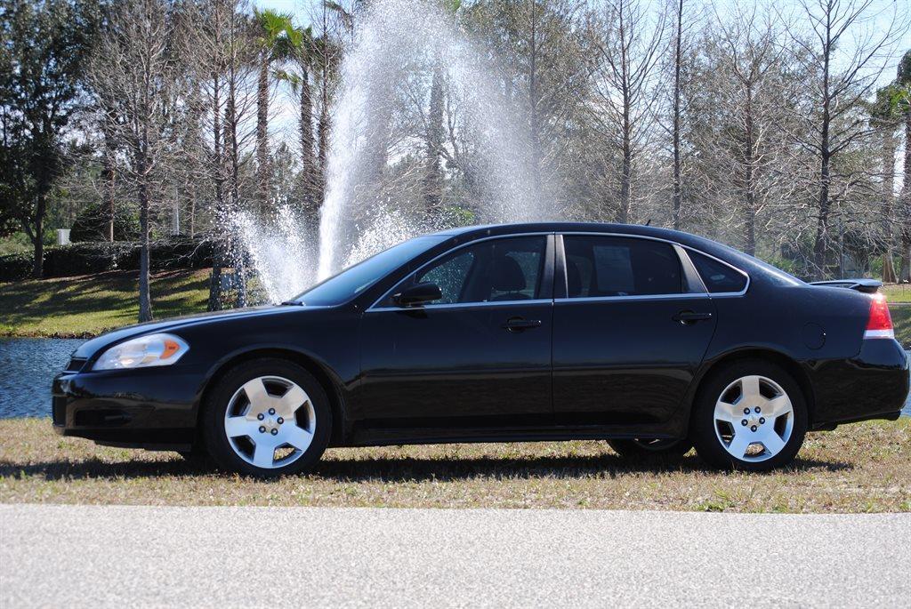 2009 chevrolet impala ss 4dr sedan in daytona beach fl. Black Bedroom Furniture Sets. Home Design Ideas