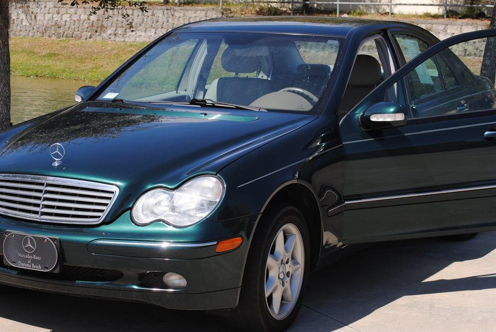 2002 mercedes benz c class c240 4dr sedan in daytona beach. Black Bedroom Furniture Sets. Home Design Ideas