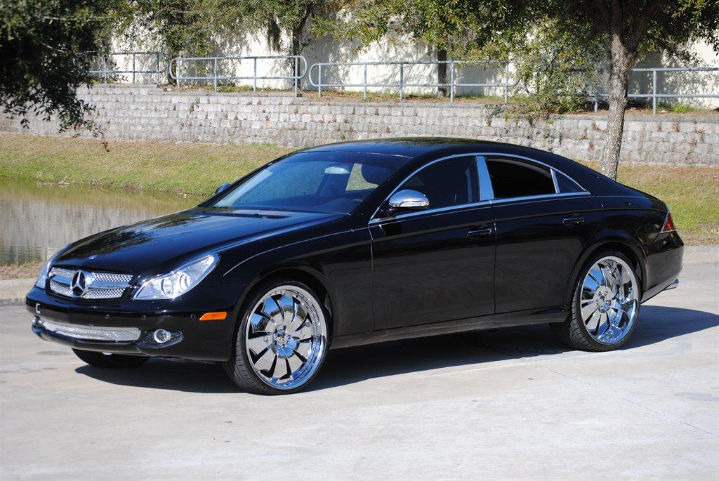 2006 mercedes benz cls cls500 cls500 4dr sedan in daytona. Black Bedroom Furniture Sets. Home Design Ideas