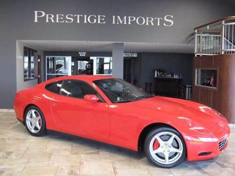 2006 Ferrari 612 Scaglietti for sale in Grand Rapids, MI