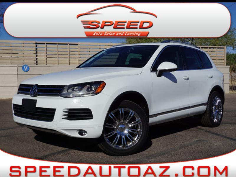 Volkswagen Touareg For Sale In Phoenix Az Carsforsale Com