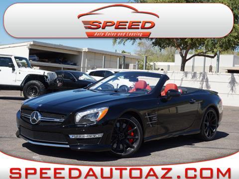 2015 Mercedes-Benz SL-Class for sale in Phoenix, AZ
