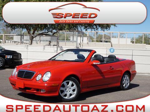 2000 Mercedes-Benz CLK for sale in Phoenix, AZ
